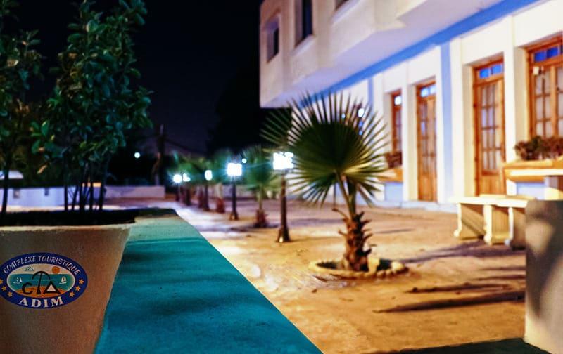 Complexe touristique adim en image photo h tel chambres for Acheter maison algerie